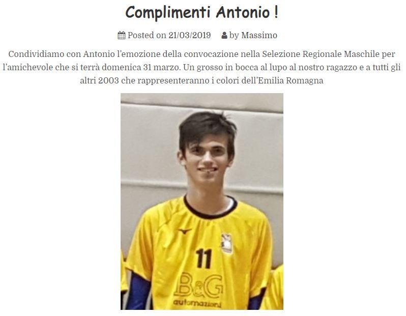 2019_Complimenti Antonio