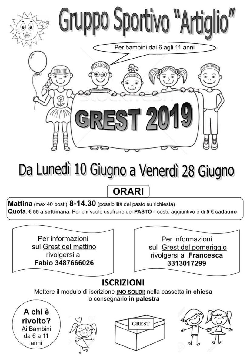 Volantino_GREST_2019_Artiglio